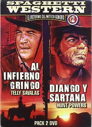 Pack Spaghetti Western (Vol.2) [DVD]: Amazon.es: Telly Savalas ...