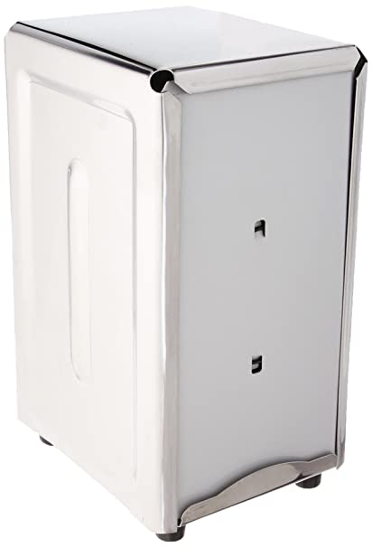 38a14b8403e Amazon.com  New Star Foodservice 24074 Stainless Steel Tall Napkin Dispenser