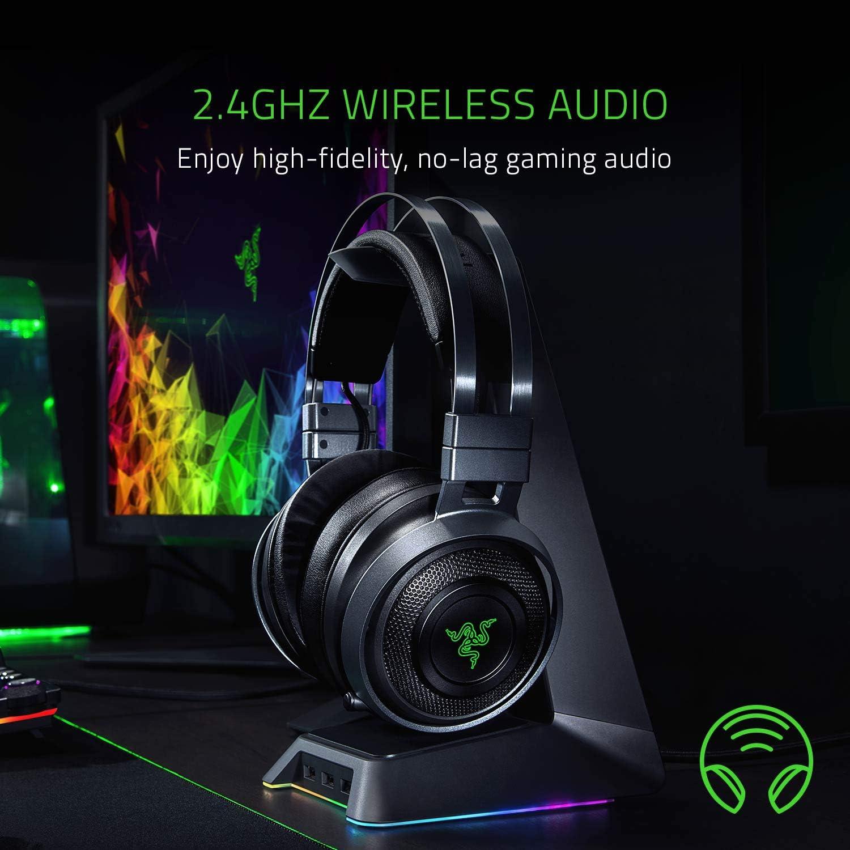 Razer Nari Ultimate Auriculares