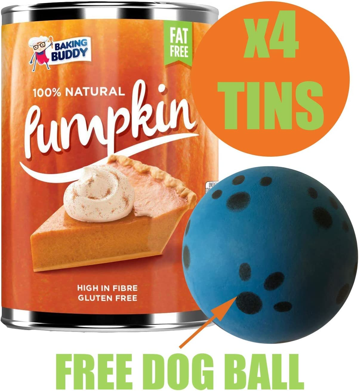 which canned pumpkin for dogs