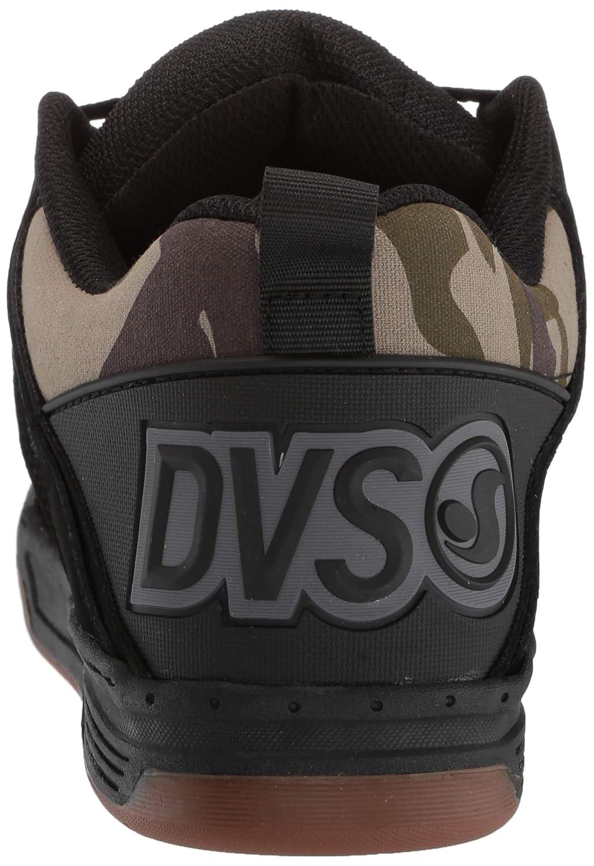 EU 44 // US 10, Negro Zapatos Dvs Comanche Negro Camo