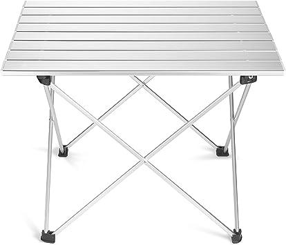 Supremery Table De Camping Table Pliante Ultralight Amazon