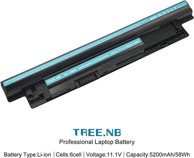 14R 3421 Dell Latitude 3440 3540 E3440 ASUNCELL Laptop Battery 0MF69 MR90Y for Dell Inspiron 14 3421 3437 5421 Inspiron15 3521 3537 15R 5521 Vostro 2421 2521 17 3721 17R 5737 N3721 N3737 N5721