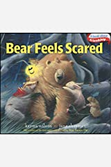 Bear Feels Scared (The Bear Books) Board book