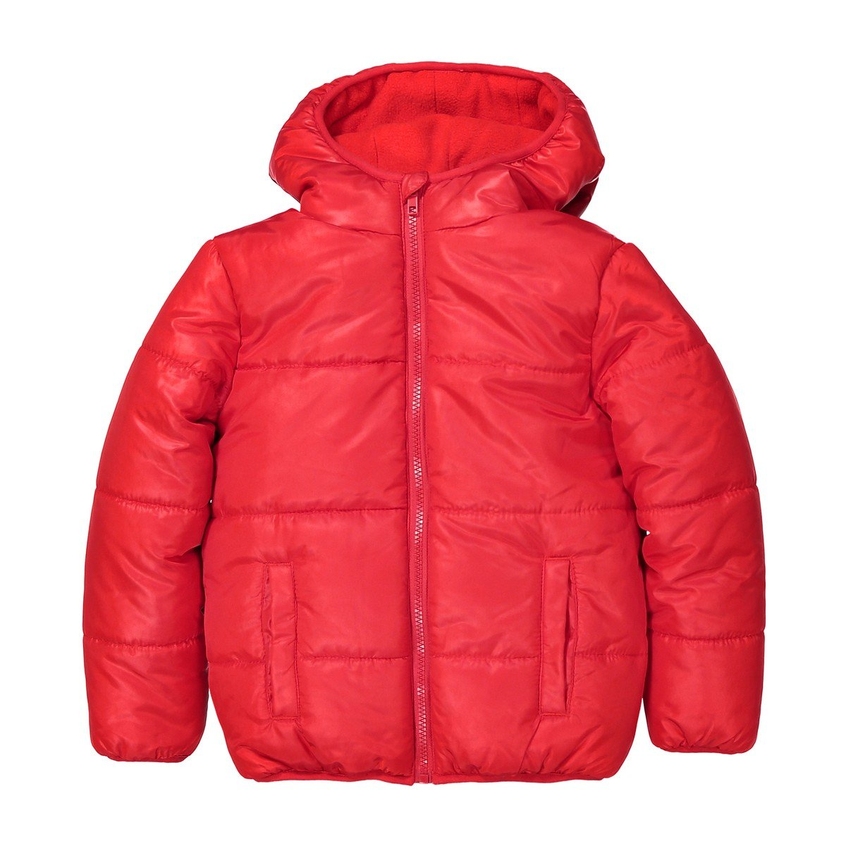 La Redoute Collections Big Boys Fleece-Lined Padded Jacket 3-12 Years