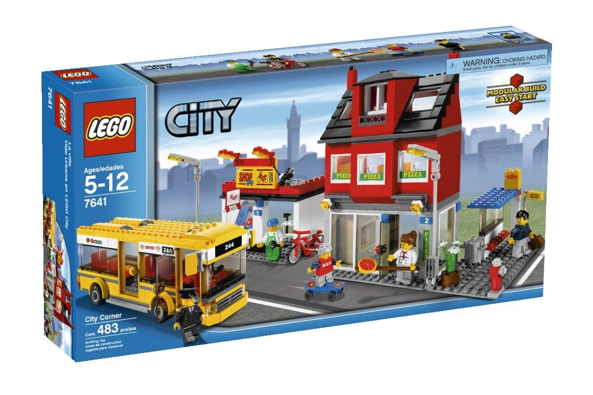 LEGO City Corner 483pieza(s) - Juegos de construcción (Multi ...