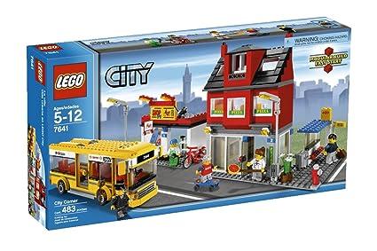 Amazon Lego City Corner 7641 Toys Games