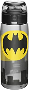 Zak Designs DC Batman Comics Tritan Union Bottle