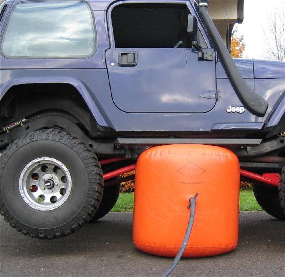 hukoer hinchable coche jack, 4 toneladas hinchable Jack ...