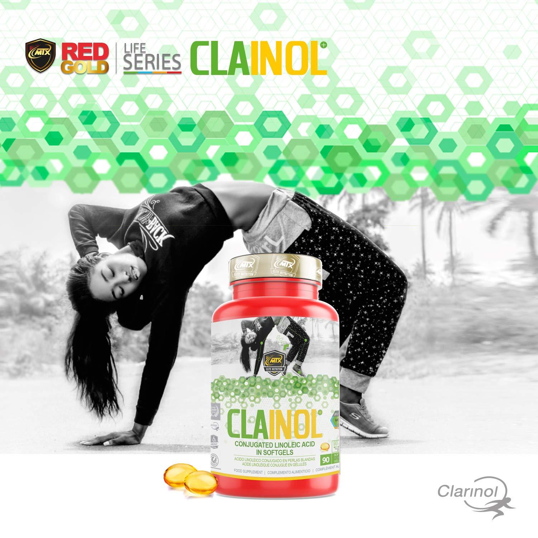 CLAINOL + 90 Capsulas - Pérdida de Grasa Corporal y Aumento ...