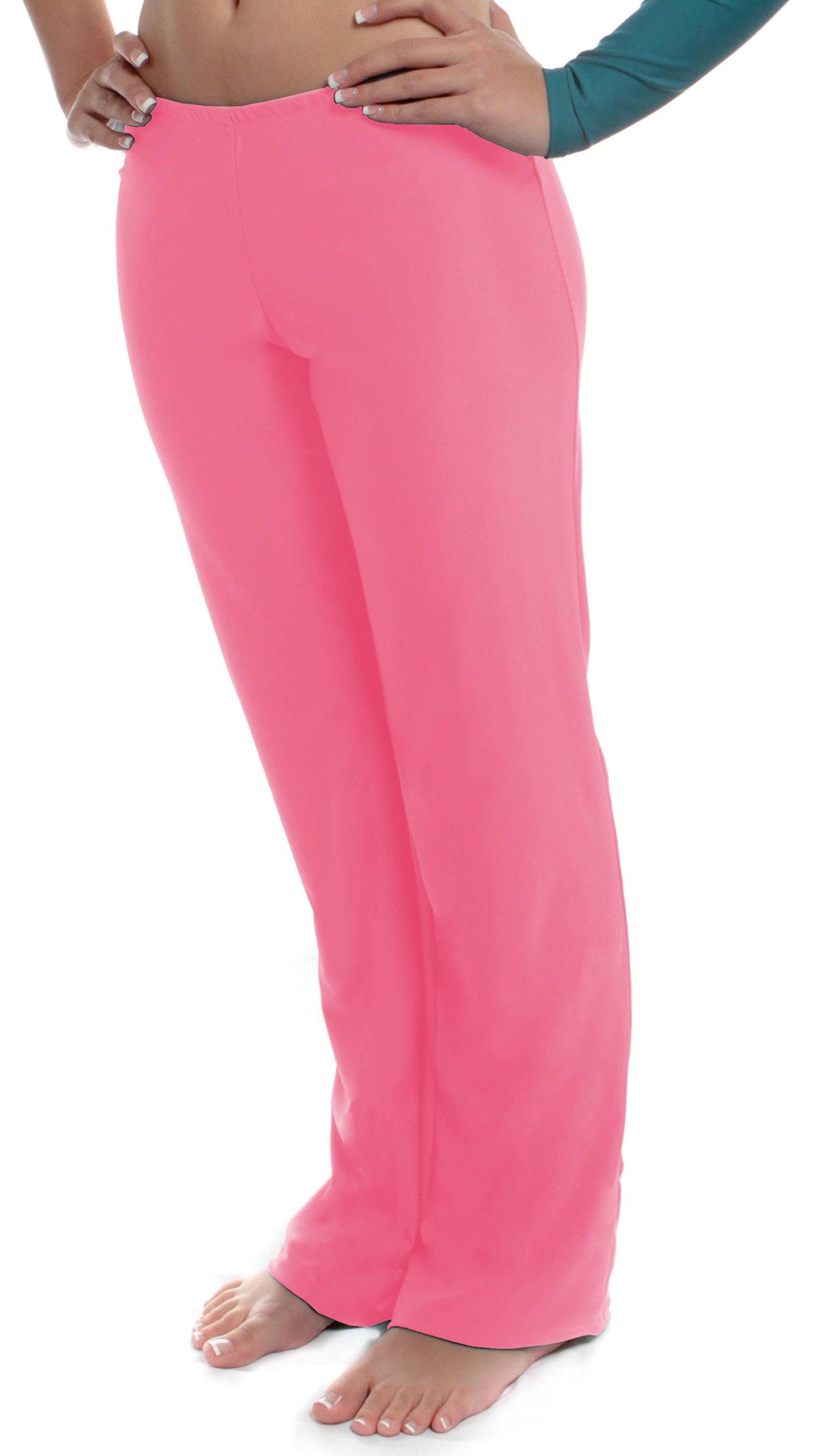 B Dancewear Girls Jazz Pants Small Pink Child and Kid Sizes by B Dancewear