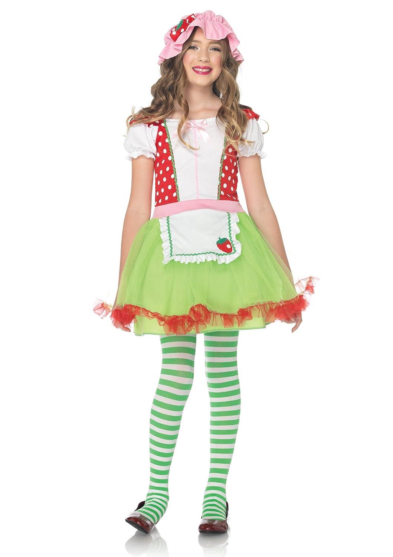 Leg Avenue - Disfraz de campesina para niña, talla S (C4818201215 ...