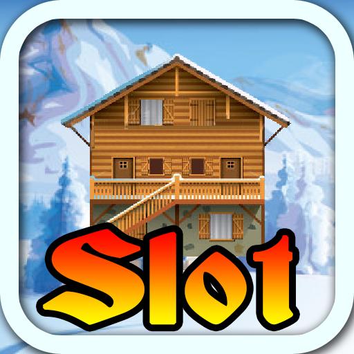 - Swiss Ski Chalet Alps Switzerland Lucky Jackpot Progressive Casino Slot Machine Poker Machine Slots - Free Vegas Slots