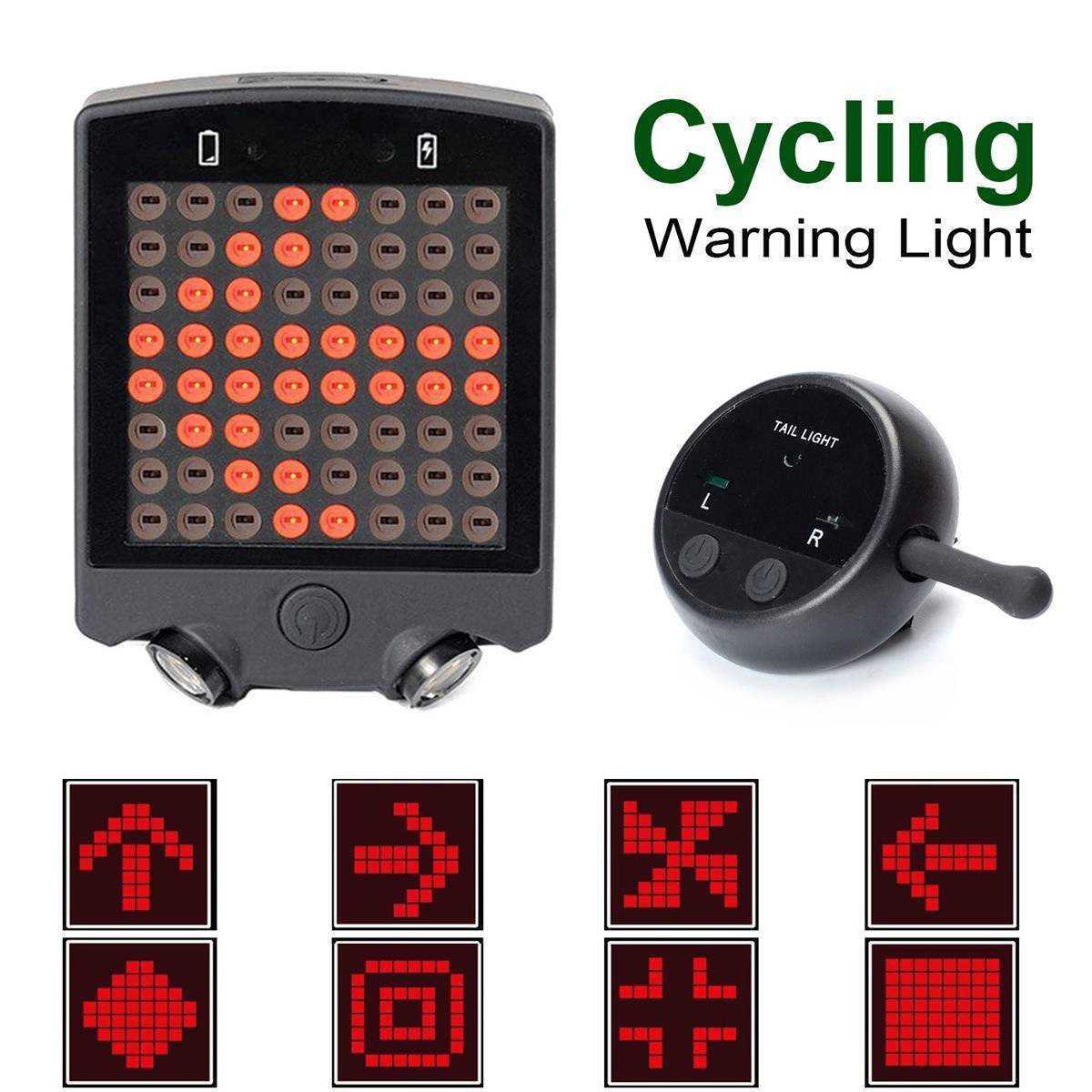 WildGrow Bicycle Turn Signals