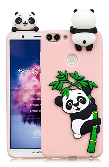 best website 13749 9ca7a Amazon.com: Huawei P20 Pro Panda Case, 3D Cartoon Cute Animal Phone ...