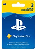 PlayStation Plus: 3 Month Membership