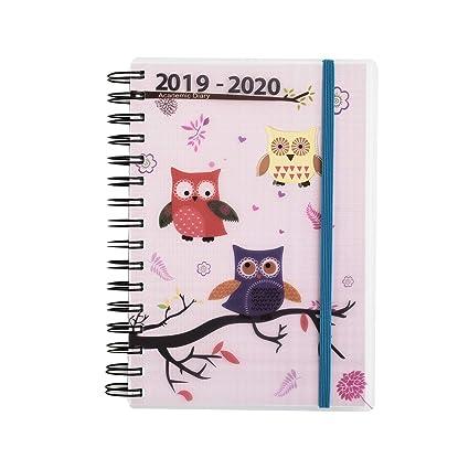 Diario de 2019-2020 De un día a la página A5 Diario de ...