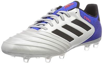detailed look 8eecb c2048 adidas Copa 18.2 FG Chaussures de Football Homme, Multicolore  (PlametNegbásFooblu