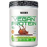 Weider Vegan Protein, Sabor Chocolate, Proteína 100% vegetal de guisantes (PISANE) y arroz, Sin gluten, Sin lactosa, Sin…