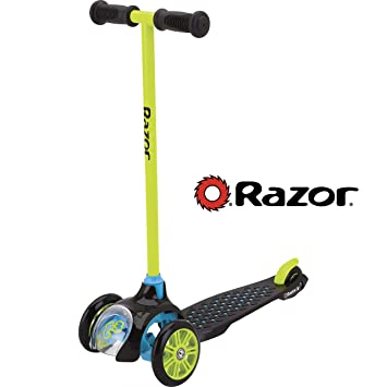 Razor Jr. T3 para Patinete, Color Verde: Amazon.es: Deportes ...