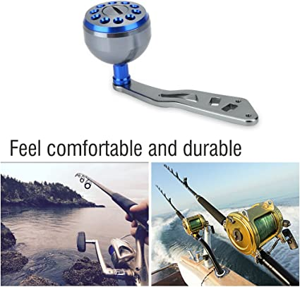 Durable Handgrip//Knob Fishing Spinning Reel Power Handle Replacement Tackle