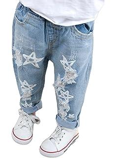 f480a99d73930 (ビートゥモロー) b-tomorrow キッズ パンツ ボトムス 男の子 女の子 デニム ジーパン ジーンズ ダメージ