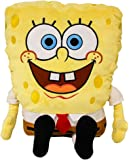 "Nickelodeon Universe SpongeBob Plush 24"" with Appliqued Eyes"
