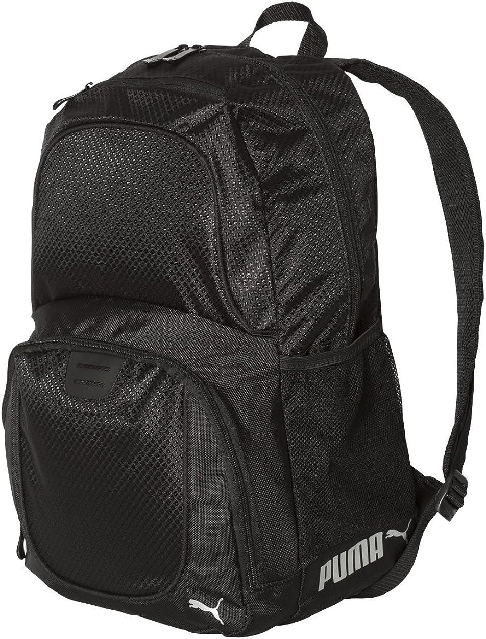 """Puma Backpack 19"""" Evercat Contender 3.0 Zippered Pockets Padded Adjustable Shoulder Straps"""