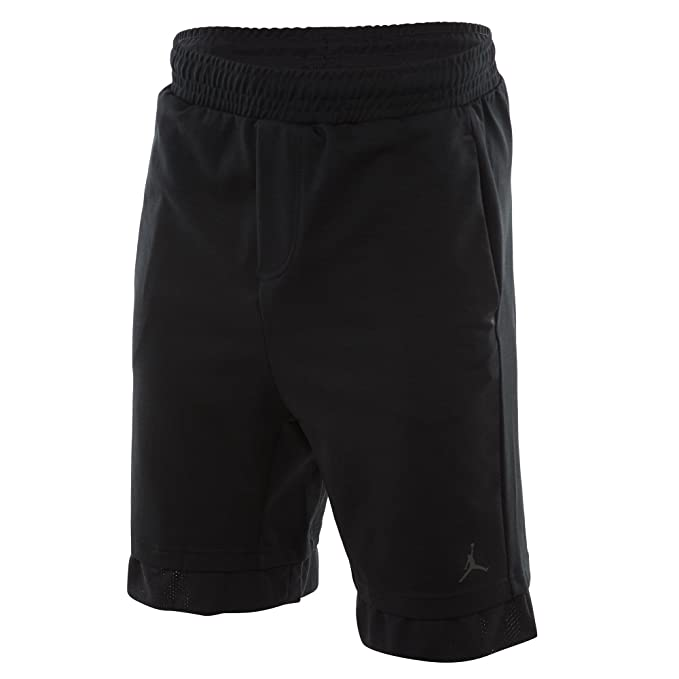 715e57fa7236 Jordan Air 23 Lux Men s Casual Sportswear Shorts Black 846285-010 at ...
