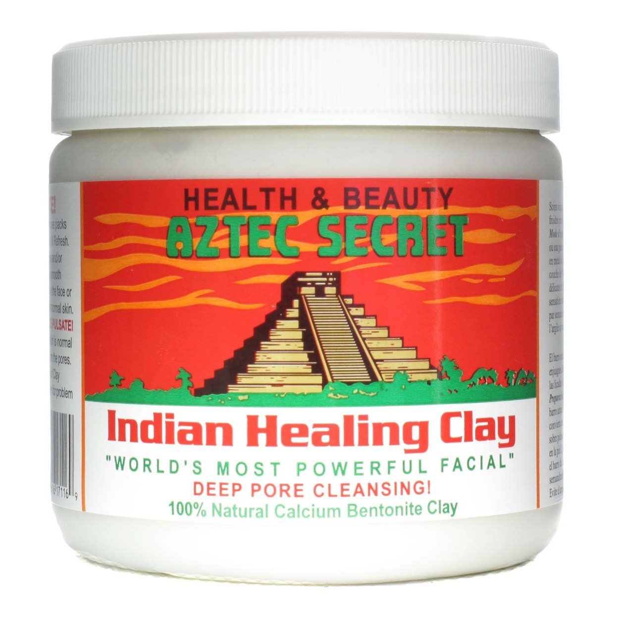 Image result for aztec healing clay