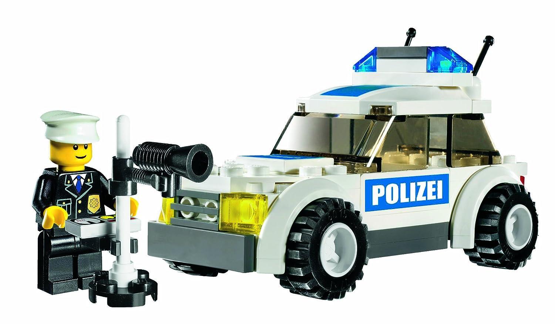 Lego Old Police Car