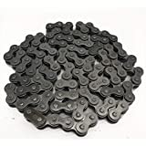 Strengthen Heavy Duty 415 415H Chain with Connecting Master Link for 2 Stroke 49cc 60cc 66cc 80cc Motorized Bicycle Bike Engine Motor Kids ATV Parts