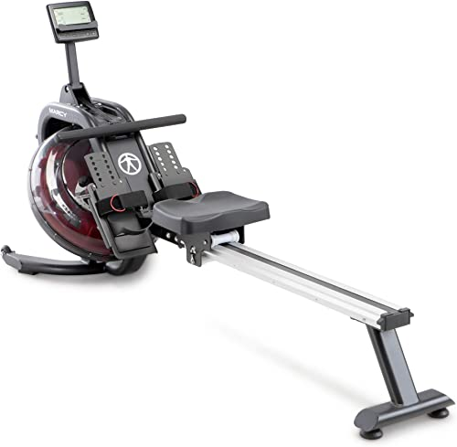 Marcy Pro Water Resistance Rower Rowing Machine