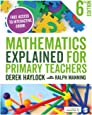 Mathematics Explained for Primary Teachers 6ed (Paperback and eBook)