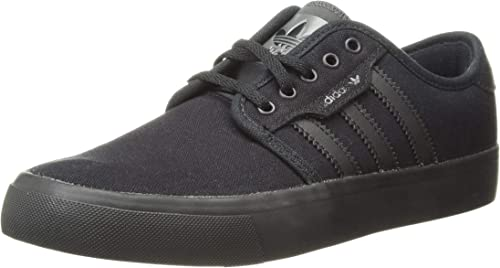 adidas Originals Boys' ADI Ease J Sneaker, Black, 1 Medium