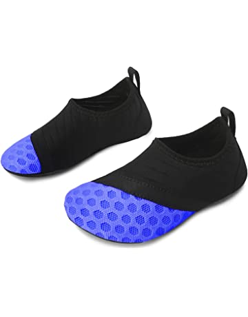 0b9c3d9cac8e L-RUN Kids Swim Water Shoes Barefoot Aqua Socks Shoes for Beach Pool  Surfing Yoga