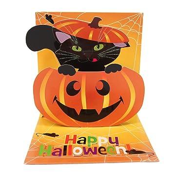 Halloween Pop Up Cards Templates.Halloween Greeting Card Isken Kaptanband Co