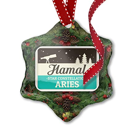 Amazon com: NEONBLOND Christmas Ornament Star Constellation