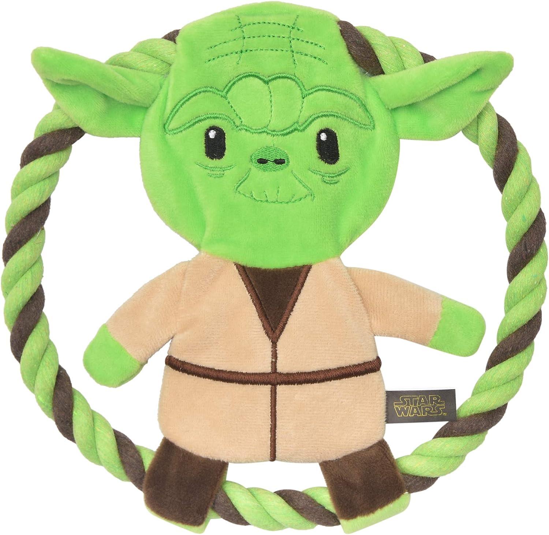 Fetch for Pets Star Wars Yoda Dog Frisbee