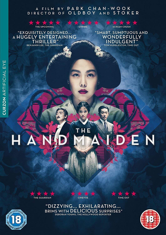 The Handmaiden [Edizione: Regno Unito]: Amazon.it: Min-hee Kim, Tae-ri Kim,  Jung-woo Ha, Park Chan-wook, Min-hee Kim, Tae-ri Kim: Film e TV