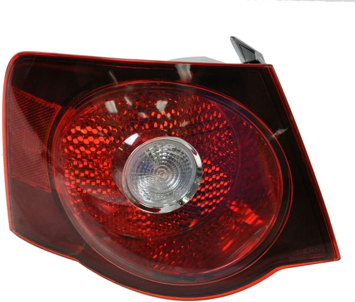 TYC 11-11861-00-1 For Volkswagen Jetta Right Replacement Tail Lamp