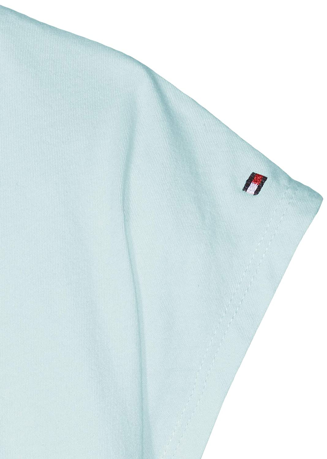 Tommy Hilfiger Girls Small Logo Grown on S//S Tee T-Shirt