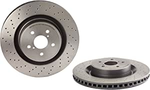 Brembo 09.A183.11 Front Disc Brake Rotor