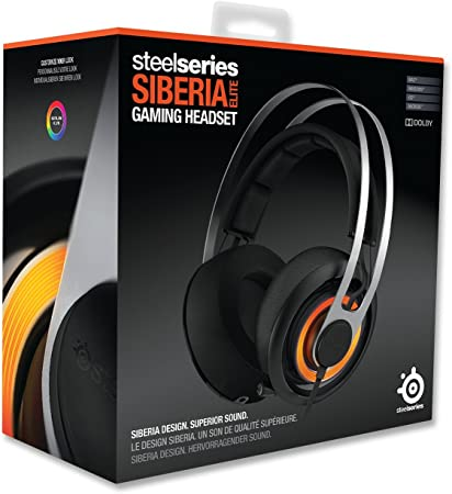 Amazon.com: Steelseries Siberia Elite auriculares con sonido ...