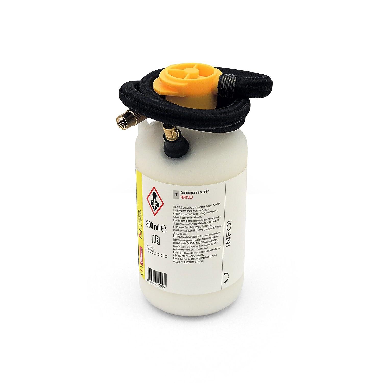 Kit de reparación de neumáticos (sin retirada de válvula) para uso genérico en vehículos.: Amazon.es: Coche y moto