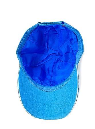 White Lotus Anti Aging-100% Pure Silk Lined Sports Cap- Reduce Damage to f67687b655de