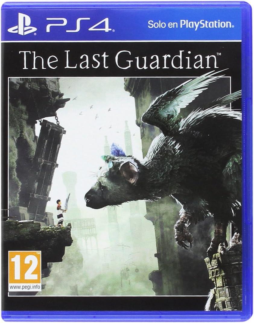 The Last Guardian (PS4): Sony: Amazon.es: Videojuegos