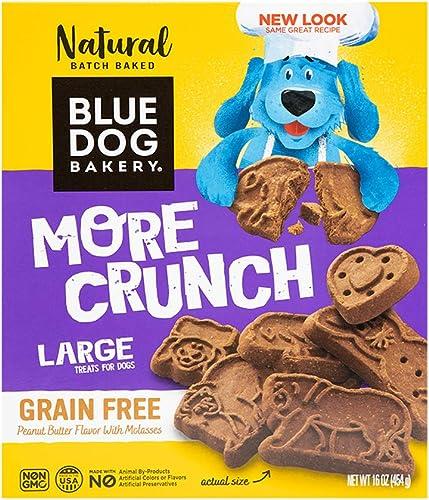Blue Dog Bakery Grain Free Peanut Butter Molasses