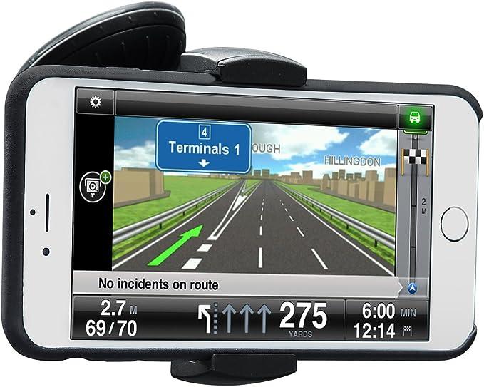 Just Mobile Xtand Go Z1 Flexible Fahrzeughalterung Für Elektronik