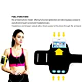 [2pack] Water Resistant Sports Armband,iEugen
